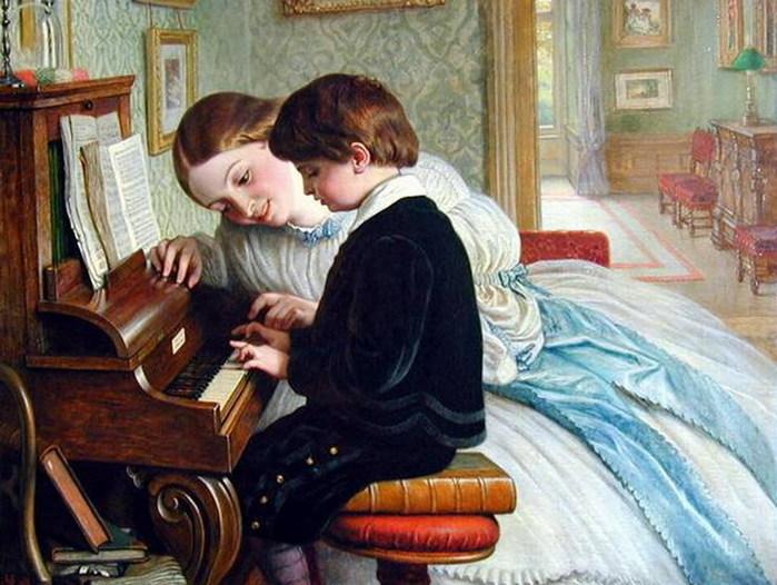 Уход за фортепиано