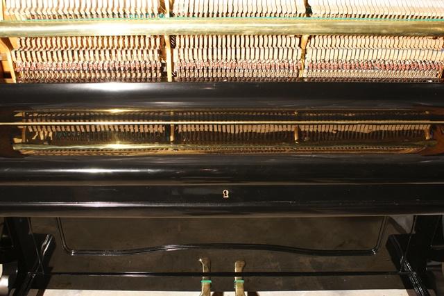 устройство пианино и рояля