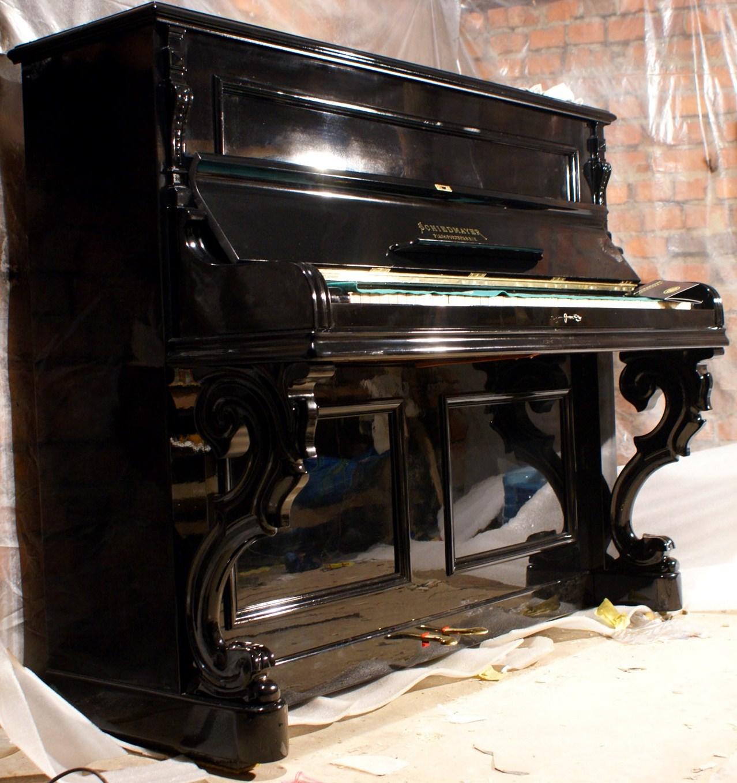 Реставрация пианино своими руками фото